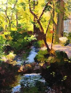 """WSA Second Place for """"Lush,"""" by Bobbie Suratt"""