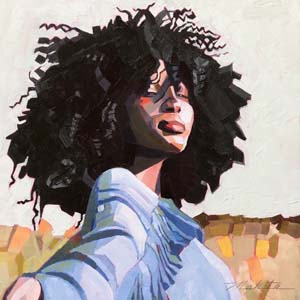 Image result for afro paintings passion